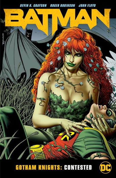 Batman – Gotham Knights – Contested (TPB) (2020)