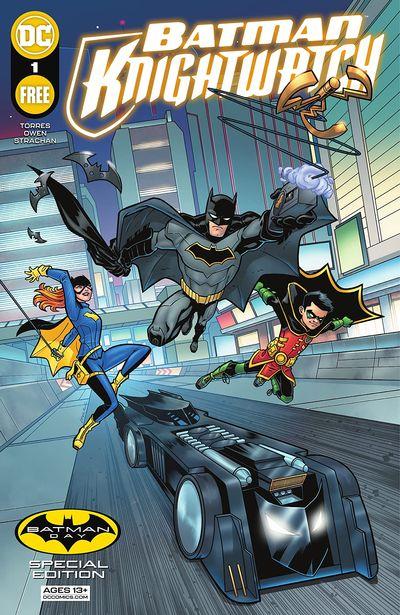 Batman – Knightwatch – Batman Day Special Edition #1 (2021)