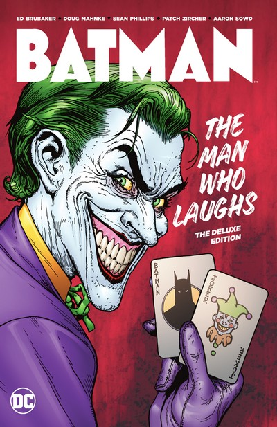Batman – The Man Who Laughs – The Deluxe Edition (2020)