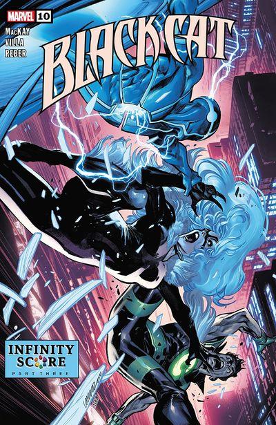 Black Cat #10 (2021)