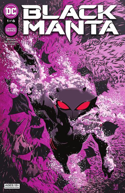 Black Manta #1 (2021)