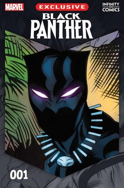 Black Panther – Infinity Comic Primer #1 (2021)