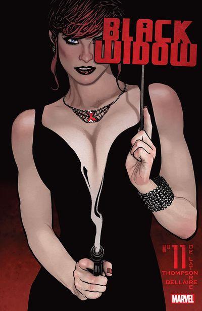 Black Widow #11 (2021)