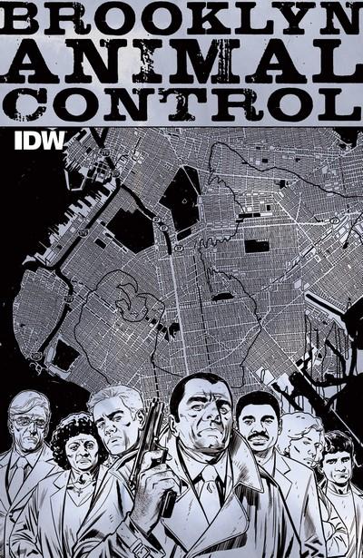 Brooklyn Animal Control (2013)