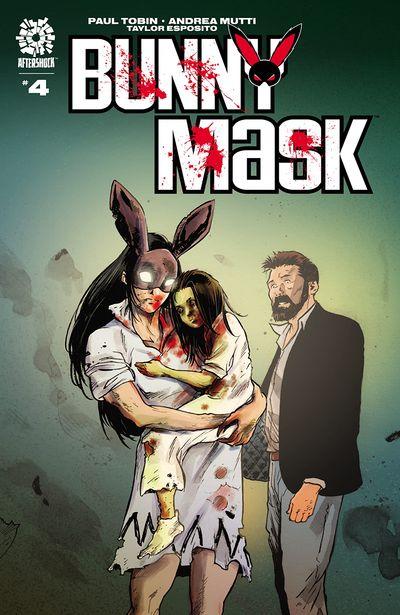 Bunny Mask #4 (2021)