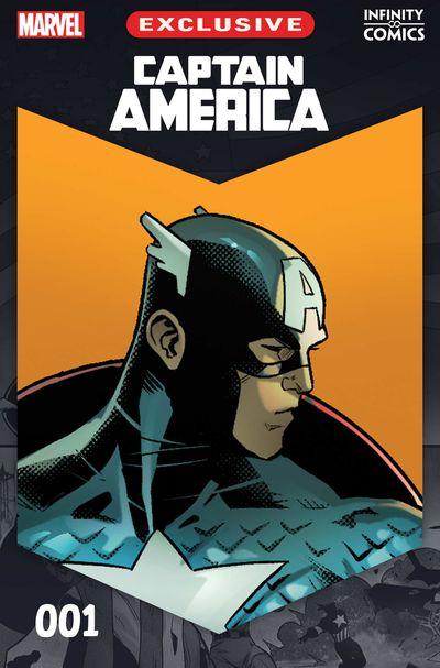 Captain America – Infinity Comic #1 – 2 (2021)