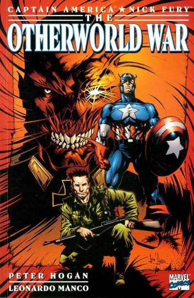 Captain America – Nick Fury – The Otherworld War (2001)
