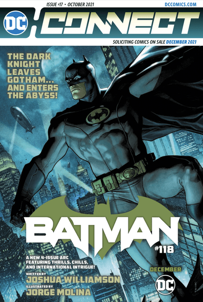 DC Connect #17 (2021)