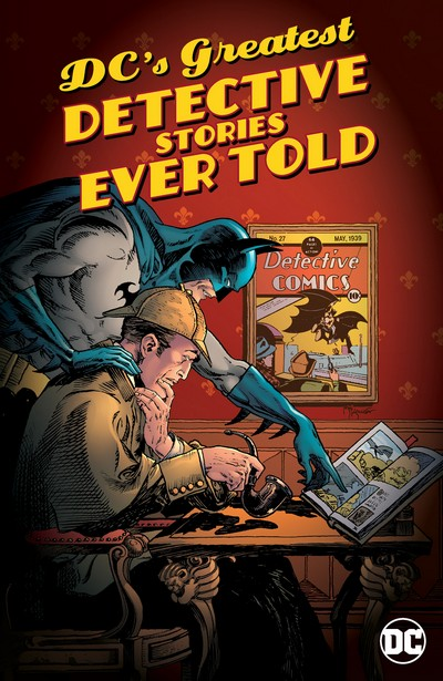 DC's Greatest Detective Stories Ever Told (TPB) (2021)