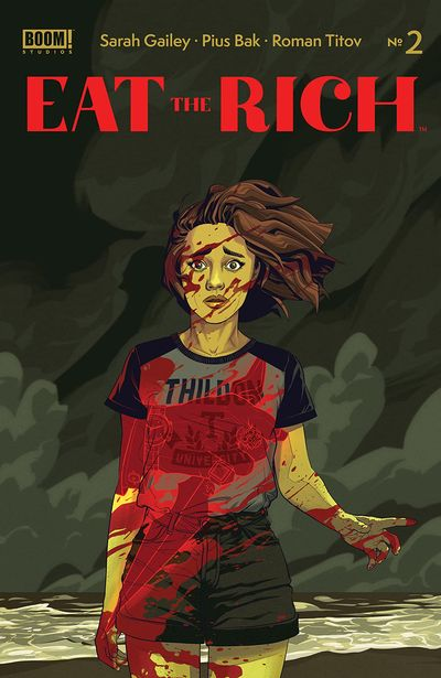 Eat the Rich #2 (2021)