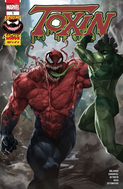 Extreme Carnage – Toxin #1 (2021)