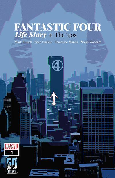 Fantastic Four – Life Story #4 (2021)