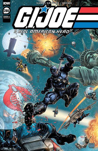 G.I. Joe – A Real American Hero #286 (2021)