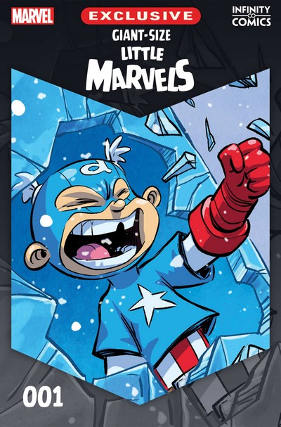 Giant-Size Little Marvels – Infinity Comic #1 – 2 (2021)