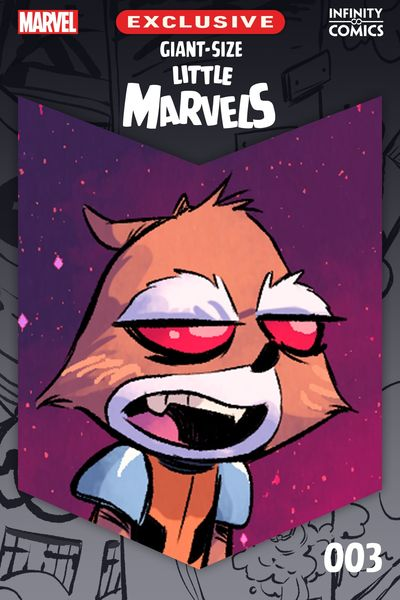 Giant-Size Little Marvels – Infinity Comic #3 (2021)