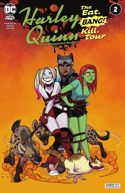 Harley Quinn – The Animated Series – The Eat. Bang! Kill. Tour #2 (2021)