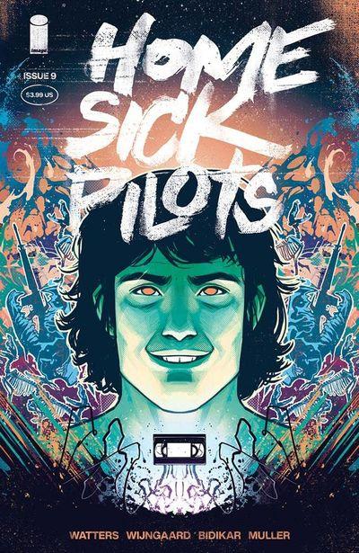 Home Sick Pilots #9 (2021)