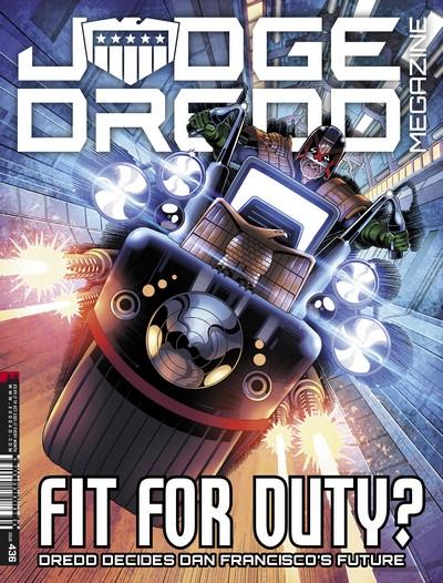 Judge Dredd Megazine #436 (2021)