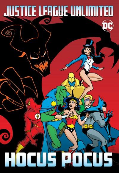 Justice League Unlimited – Hocus Pocus (TPB) (2020)