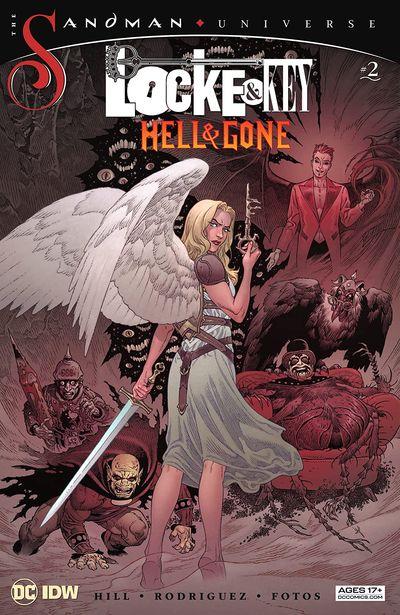 Locke and Key – Sandman – Hell and Gone #2 (2021)