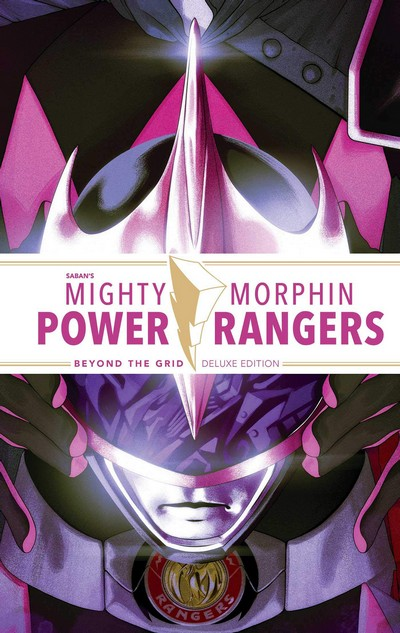 MMPR – Beyond the Grid Deluxe Edition (Exclusive Story Only) (2020)