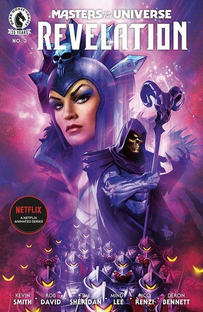 Masters of the Universe – Revelation #3 (2021)