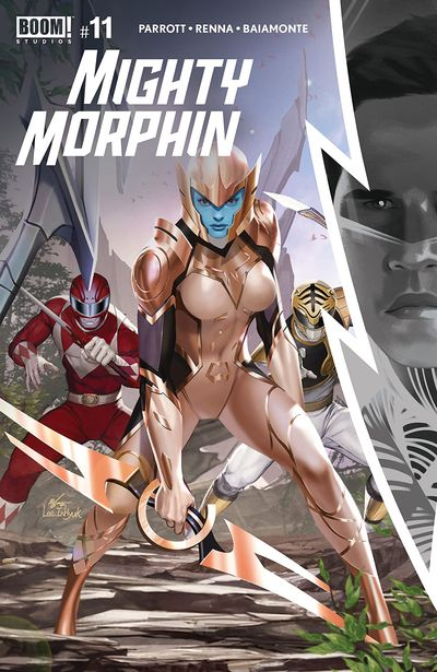 Mighty Morphin #11 (2021)
