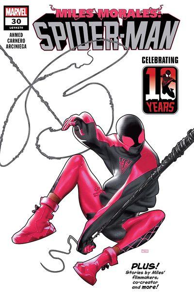 Miles Morales – Spider-Man #30 (2021)