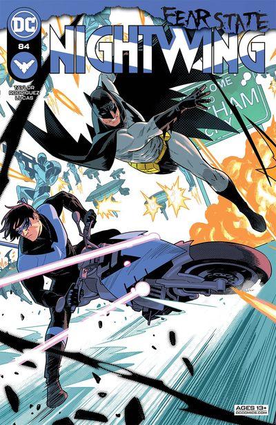 Nightwing #84 (2021)