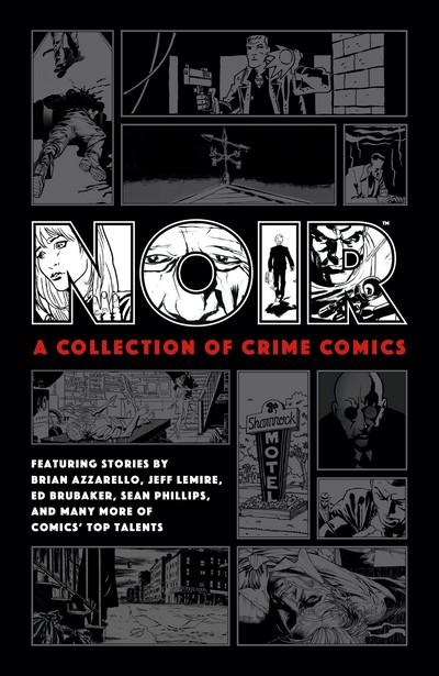 Noir – A Collection of Crime Comics (2020)