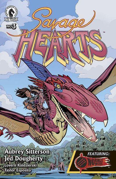 Savage Hearts #3 (2021)