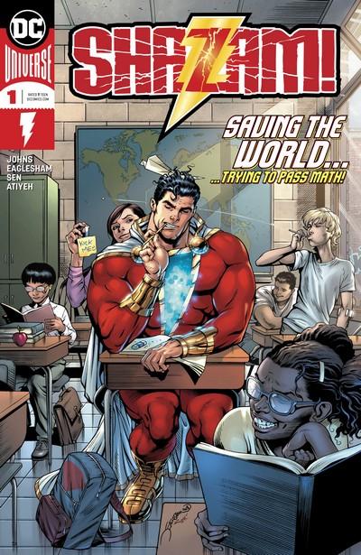 Shazam! Vol. 2 #1 – 15 (2019-2020)