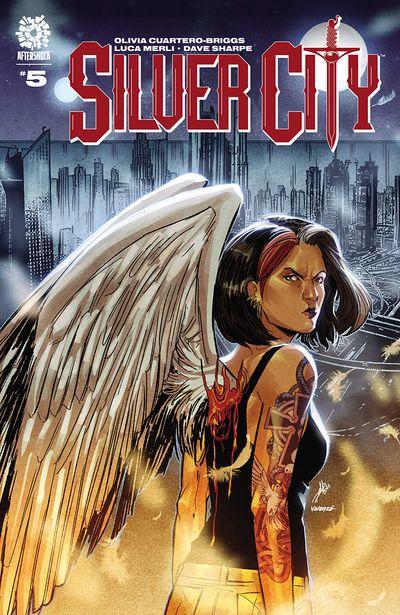 Silver City #5 (2021)