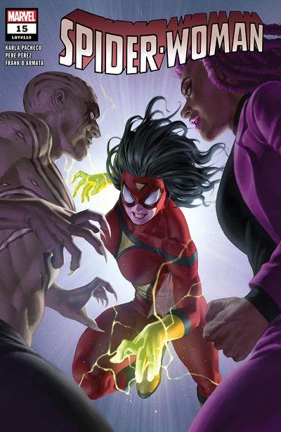 Spider-Woman #15 (2021)