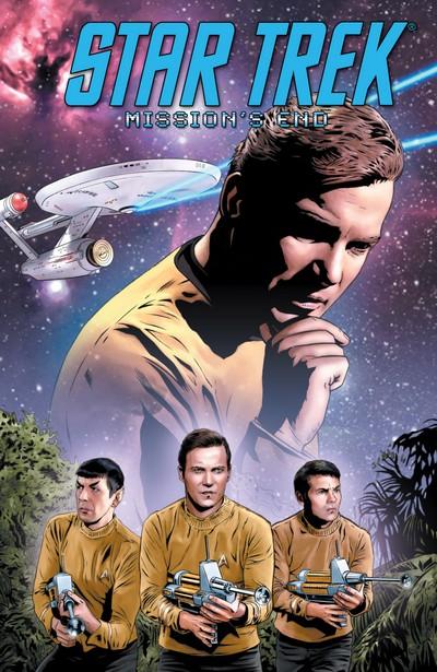 Star Trek – Mission's End (TPB) (2009)