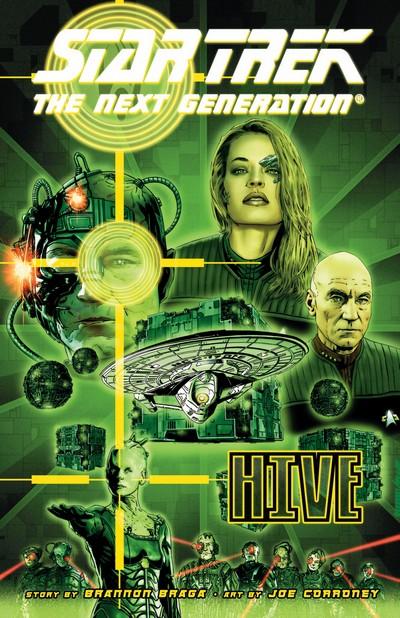 Star Trek The Next Generation – Hive (TPB) (2013)
