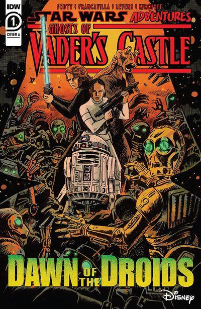 Star Wars Adventures – Ghosts of Vader's Castle #1 (2021)