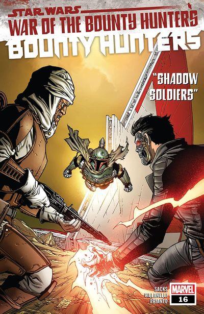 Star Wars – Bounty Hunters #16 (2021)