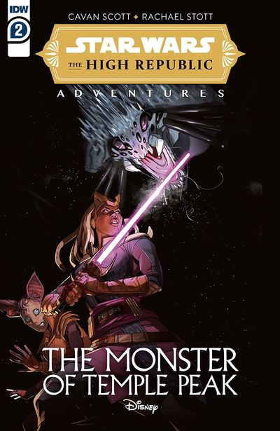 Star Wars – The High Republic Adventures – The Monster of Temple Peak #2 (2021)