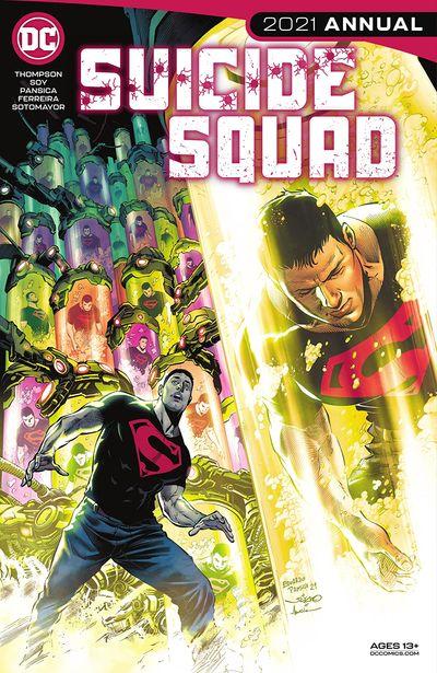 Suicide Squad 2021 Annual #1 (2021)
