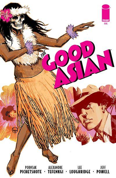 The Good Asian #5 (2021)