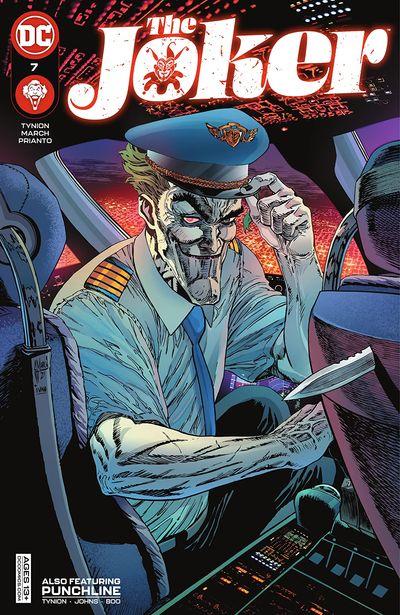 The Joker #7 (2021)