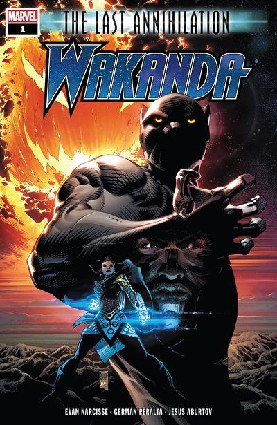 The Last Annihilation – Wakanda #1 (2021)