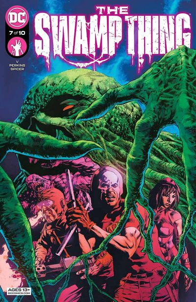 The Swamp Thing #7 (2021)