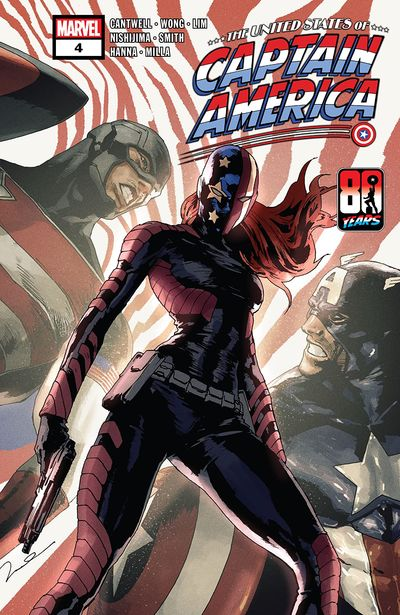 The United States Of Captain America #4 (2021)
