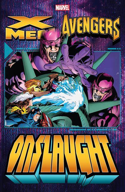 X-Men-Avengers – Onslaught Vol. 2 (2020)