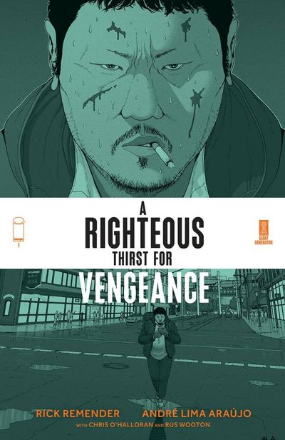 A Righteous Thirst For Vengeance #1 (2021)