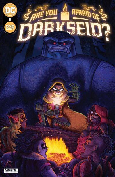 Are You Afraid of Darkseid? #1 (2021)