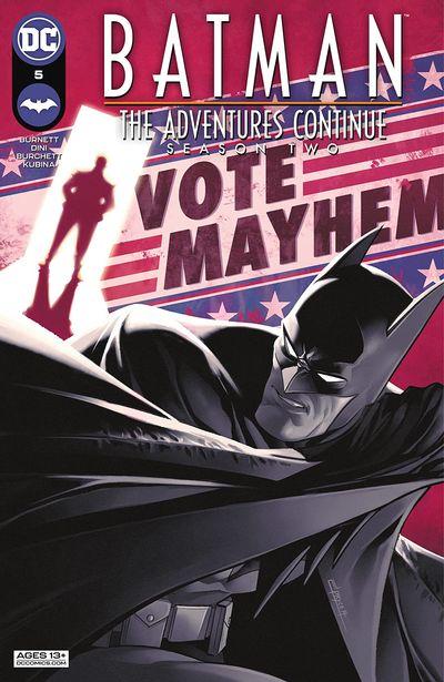 Batman – The Adventures Continue Season Two #5 (2021)