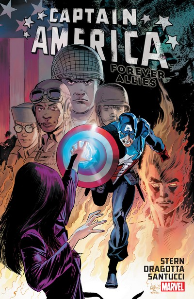Captain America – Forever Allies (TPB) (2010)